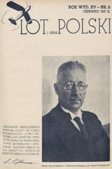Lot i OPLG Polski. 1937, nr6