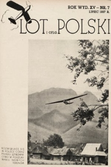 Lot i OPLG Polski. 1937, nr7