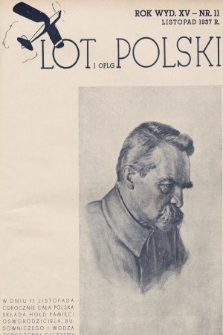 Lot i OPLG Polski. 1937, nr11