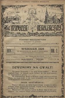 Dzwonek Rekolekcyjny z Trzebini : pisemko rekolekcyjne. 1928, nr2