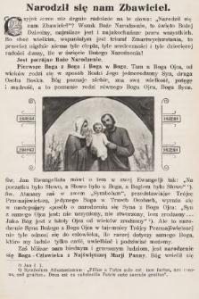 Dzwonek Rekolekcyjny z Trzebini : pisemko rekolekcyjne. 1930, nr12