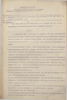 Amtsblatt des K. u. K. Kreiskommandos in Opoczno. Jg.3, Teil 9 (29 Mai 1917)