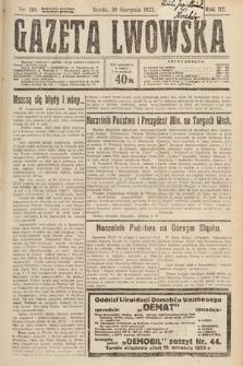 Gazeta Lwowska. 1922, nr189