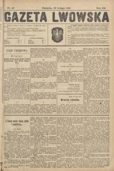 Gazeta Lwowska. 1919, nr45