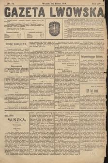 Gazeta Lwowska. 1919, nr70