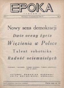 Epoka. 1932, nr2