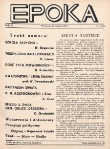 Epoka. 1936, nr6
