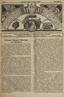 Przegląd Graficzny : Organ Związku Zakładów Graficznych i Wydawniczych na Polskę Zachodnią z siedzibą w Poznaniu. R. 9, 1928, nr5