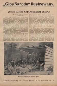 """""""Głos Narodu"""" Ilustrowany : dodatek bezpłatny do """"Głosu Narodu"""" z 28 września 1901 r., [nr 2]"""