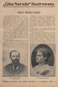 """""""Głos Narodu"""" Ilustrowany : dodatek bezpłatny do """"Głosu Narodu"""" z 5 października 1901 r., [nr 3]"""