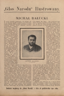 """""""Głos Narodu"""" Ilustrowany : dodatek bezpłatny do """"Głosu Narodu"""" z dnia 26 października 1901 roku, [nr 6]"""