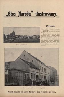 """""""Głos Narodu"""" ilustrowany : dodatek bezpłatny do """"Głosu Narodu"""" z dnia 7 grudnia 1901 roku, [nr12]"""