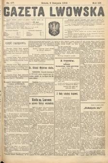 Gazeta Lwowska. 1919, nr177