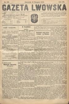 Gazeta Lwowska. 1919, nr192