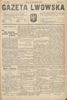 Gazeta Lwowska. 1919, nr208