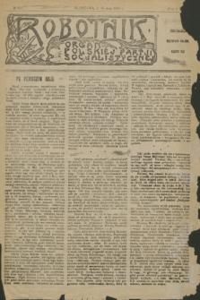 Robotnik : organ Polskiej Partji Socjalistycznej [Lewicy]. 1908, nr 213 (15 maja)