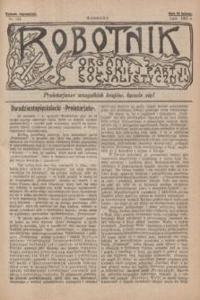 Robotnik : organ Polskiej Partji Socjalistycznej [Lewicy]. 1911, nr 224 (luty) - wyd. zagraniczne
