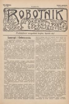 Robotnik : organ Polskiej Partji Socjalistycznej [Lewicy]. 1911, nr 230 (grudzień) - wyd. zagraniczne