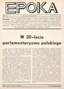 Epoka. 1939, nr5
