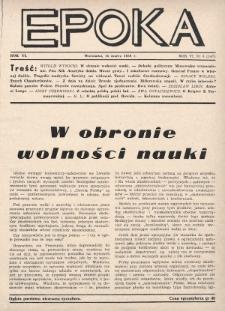 Epoka. 1939, nr8