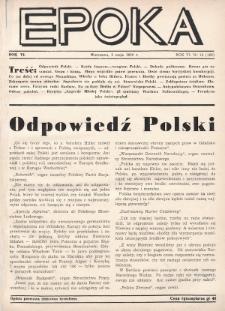 Epoka. 1939, nr13