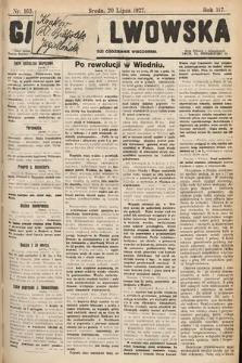 Gazeta Lwowska. 1927, nr163