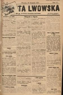 Gazeta Lwowska. 1927, nr197