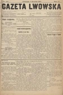 Gazeta Lwowska. 1927, nr284