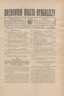 Orędownik Miasta Bydgoszczy. R.45[!], № 24 (16 grudnia 1929)