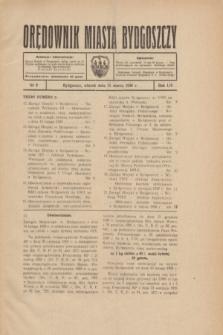 Orędownik Miasta Bydgoszczy. R.54, nr 2 (15 marca 1938)