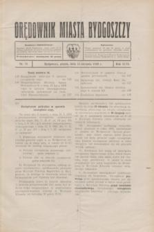 Orędownik Miasta Bydgoszczy. R.46, nr 16 (15 sierpnia 1930)