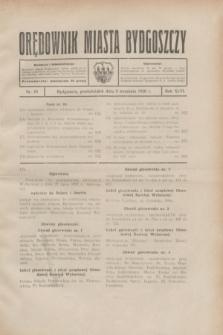 Orędownik Miasta Bydgoszczy. R.46, nr 18 (8 września 1930)