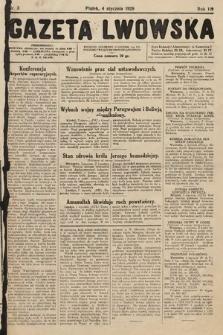 Gazeta Lwowska. 1929, nr3