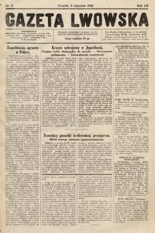 Gazeta Lwowska. 1929, nr6