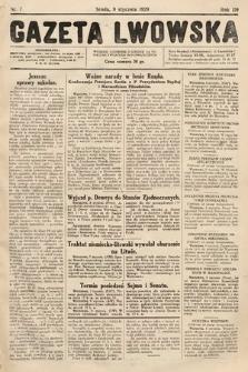 Gazeta Lwowska. 1929, nr7