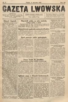 Gazeta Lwowska. 1929, nr9