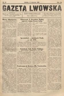 Gazeta Lwowska. 1929, nr10