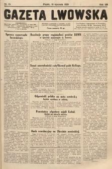 Gazeta Lwowska. 1929, nr15