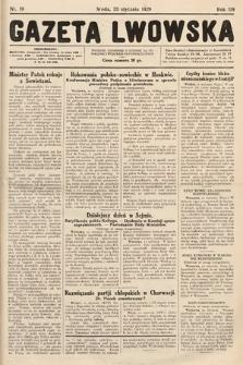 Gazeta Lwowska. 1929, nr19