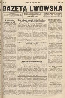 Gazeta Lwowska. 1929, nr25