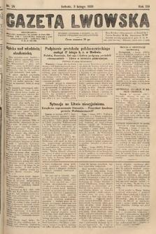 Gazeta Lwowska. 1929, nr28