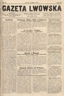 Gazeta Lwowska. 1929, nr30