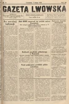Gazeta Lwowska. 1929, nr31