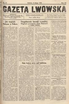 Gazeta Lwowska. 1929, nr33