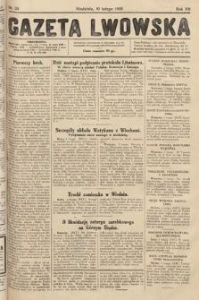 Gazeta Lwowska. 1929, nr34