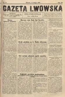 Gazeta Lwowska. 1929, nr35