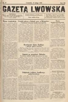 Gazeta Lwowska. 1929, nr37