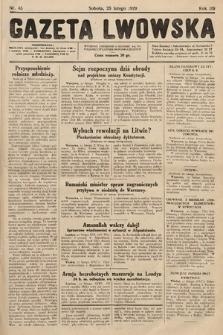 Gazeta Lwowska. 1929, nr45