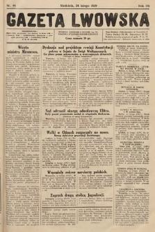 Gazeta Lwowska. 1929, nr46