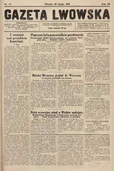 Gazeta Lwowska. 1929, nr47
